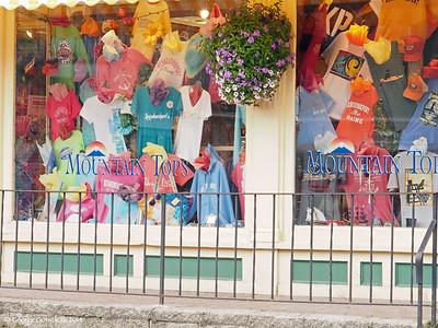 Kennebunkport shop window