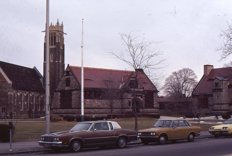 Quincy Public Library 1980