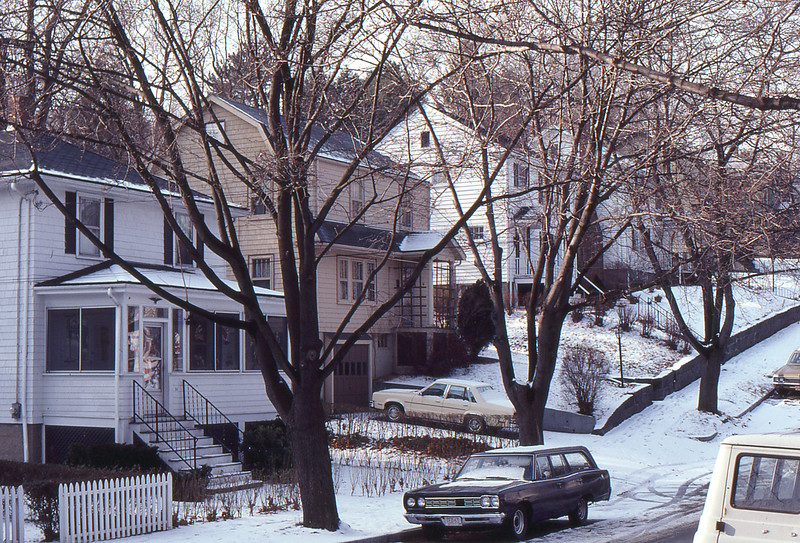 Wollaston's Hillside Avenue