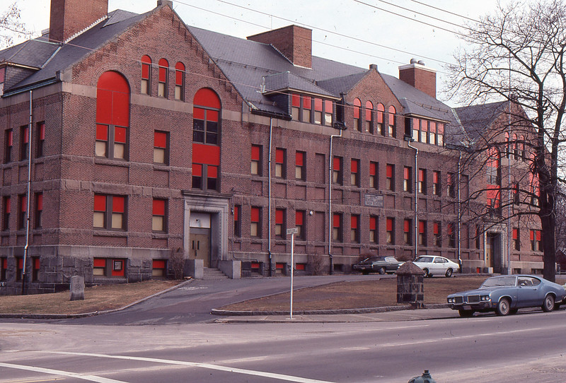 Central Junior High 1980