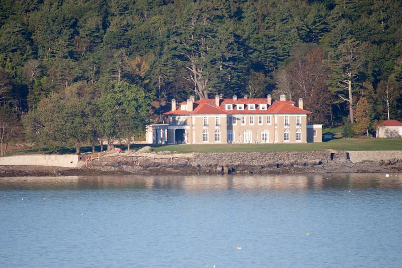 Modest home near Bar Harbor