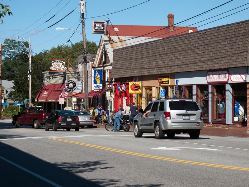 Freeport Maine Street