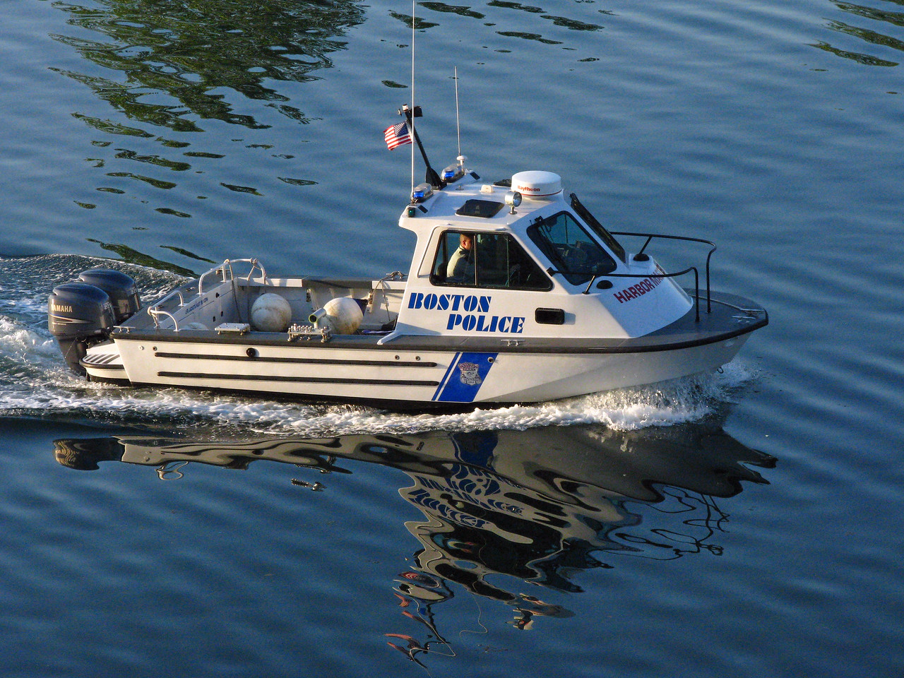 Boston Harbor Police.