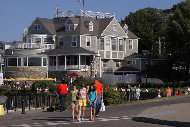 Bar Harbor Inn in Maine.