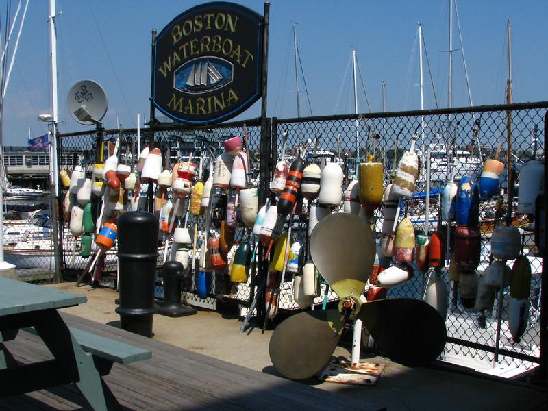 Waterboat Marina in Boston