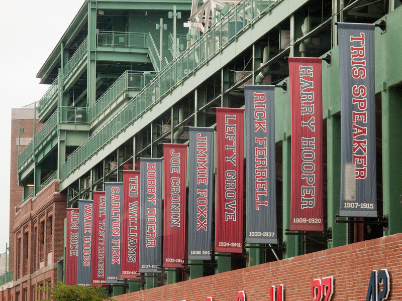 Ok Red Sox fans!  You better know your Hall of Famers!