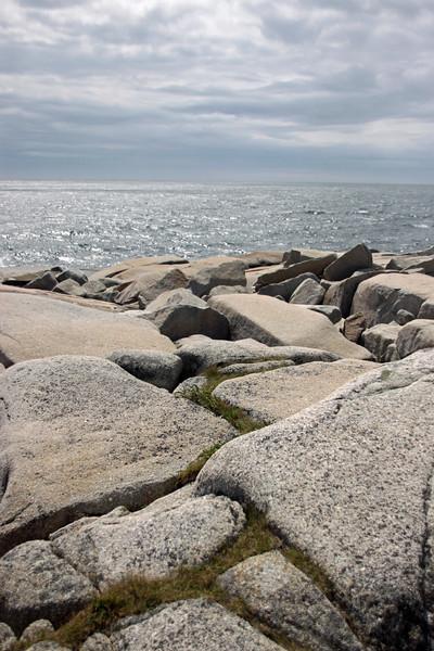 Peggy's Cove Coastline.