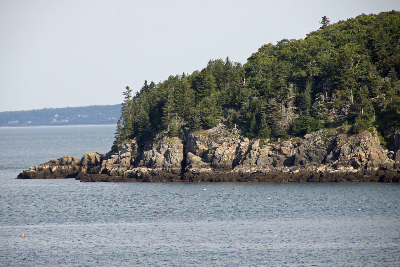 More Maine Bar Harbor Coastline.