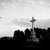Ukrainian Cemetery..shot with Minolta Autocord on Fomapan 200
