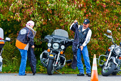 Photo's of benefit ride and car show for Lauren DiMase
