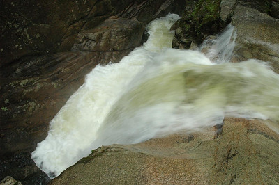 Sabaday Falls on the Kangamagus Highway