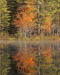 Mirror Mirror - 0753hrs Mon. Oct.9, 2006 - Hopkinton, NH - Everett Lakes Off Stumpfield Road