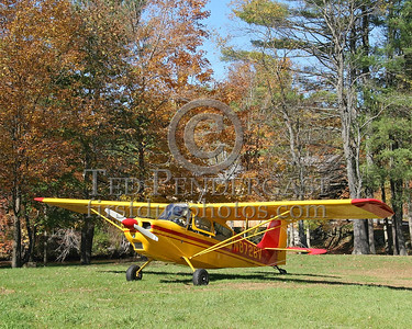 Plane By The COvered Bridge - Unk Location NH