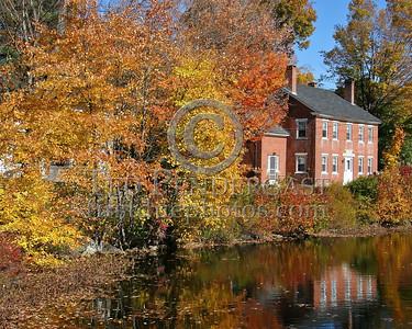 Canal St - Center Village - Harrisville,NH