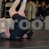 2014 New Hampton District<br /> 106<br /> 1st Place Match - Connor Cleveland (New Hampton) 41-1 won by fall over Nate Lasher (Charles City) 27-11 (Fall 1:32)