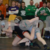 2014 New Hampton District<br /> 126<br /> 1st Place Match - Brady Jennings (Osage) 40-3 won by decision over Maxwell Forsyth (Charles City) 22-9 (Dec 11-7)