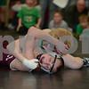 2014 New Hampton District<br /> 120<br /> 3rd Place Match - Drew Davis (Independence) 33-15 won by major decision over Derek Fox (Osage) 27-19 (MD 13-5)