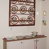 "My ""swedish plate rack"" was hung on the wall when I came home from work one day.  Was worth the wait :)"