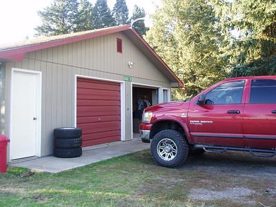 32' x 32' shop/garage