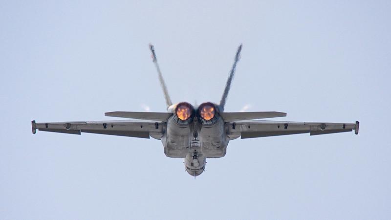 "US Navy F/A-18F Super Hornet (aka Rhino); more here...<br /> <a href=""http://newsy.smugmug.com/Airplanes/Abbotsford-Airshow-2012"">http://newsy.smugmug.com/Airplanes/Abbotsford-Airshow-2012</a>"