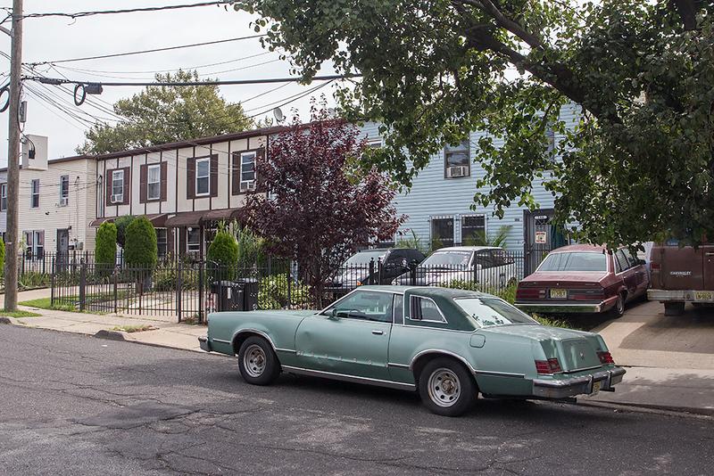Along Woodward Street, Jersey City<br /> ©2019 Peter Aldrich