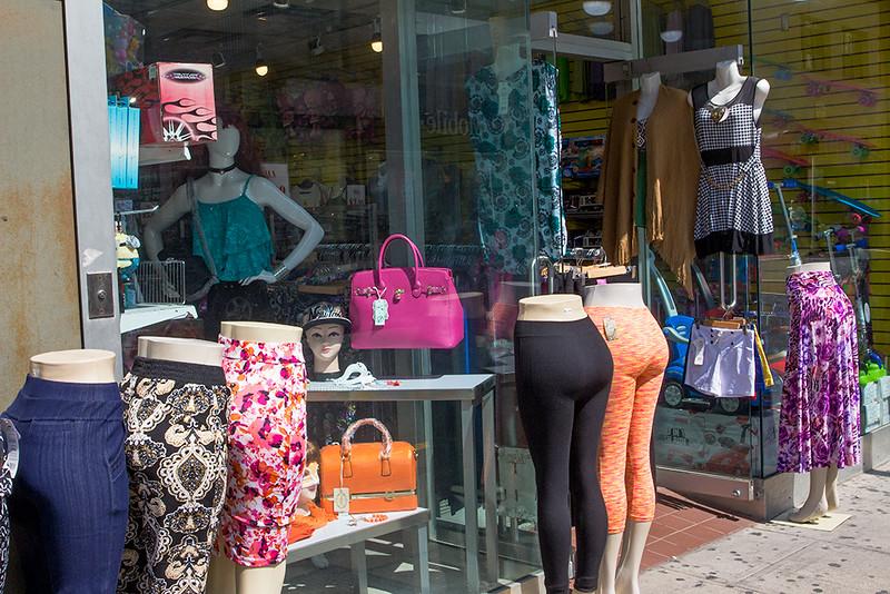 Womens Clothing Store, Union City<br /> ©2016 Peter Aldrich