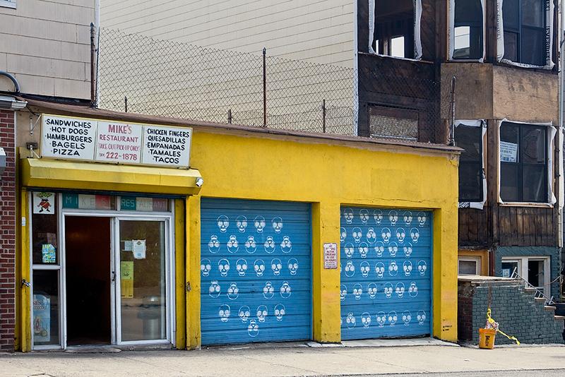 Mike's Restaurant, Jersey City<br /> ©2021 Peter Aldrich