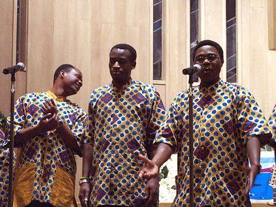 New Life Band at Bethel
