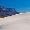 Gypsum Sand Dunes & Guadalupe Peak