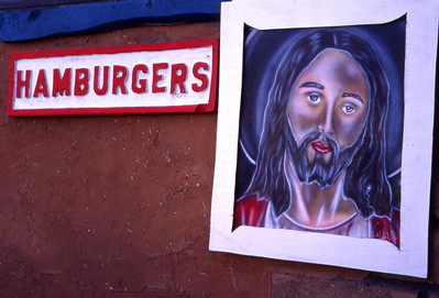 Holy Burgers.