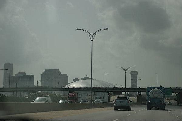 New Orleans, Gulf Coast