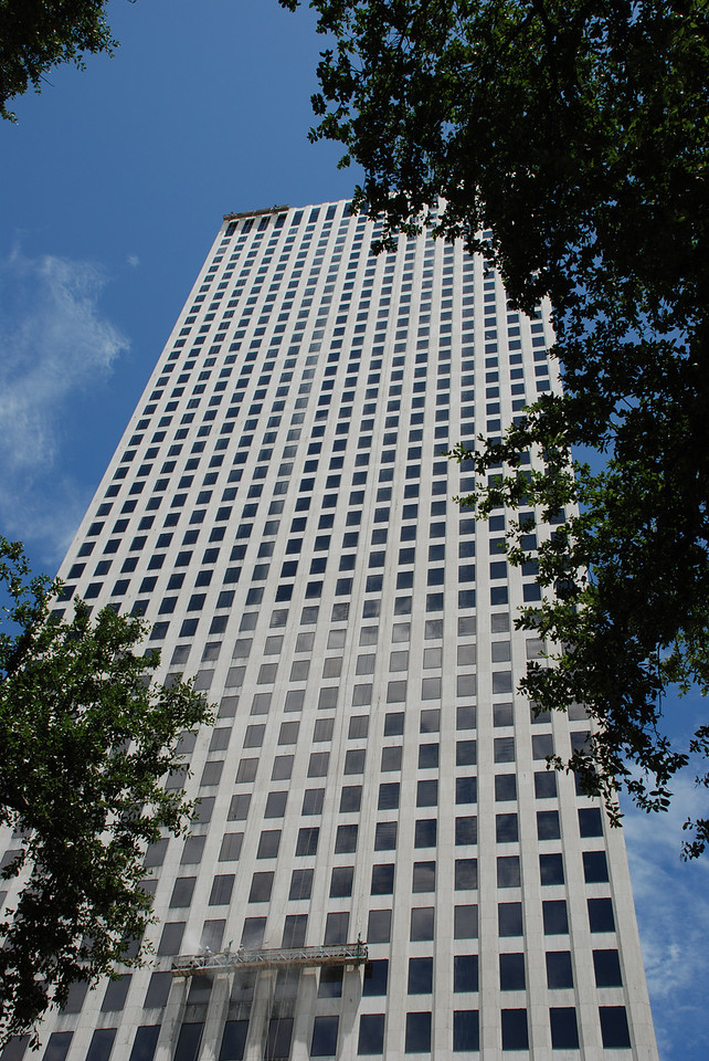One Shell Square - Poydras St. NOLA