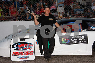 New Paris Speedway Summer Sizzler'15
