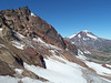 The north side of Broken Top and South Sister.