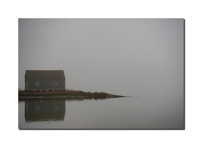 Boat House, Harpswell, ME