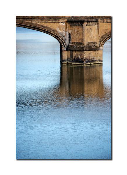 Ponte a Santa Trinita, Florence, Italy
