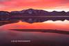 Lake Tahoe East Cove Sunset-9901