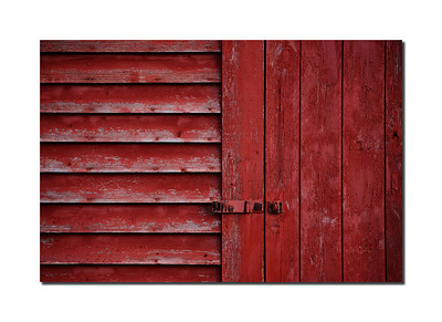 Barn Door, Northfield, MA