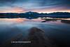 Lake Tahoe East Cove Sunset -9889