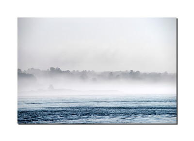 Morning Fog, Piscataqua River, NH