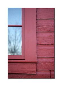 Barn Window, Pelham, MA