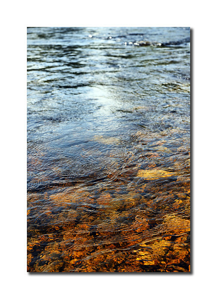 River Water, St. Croix, Maine