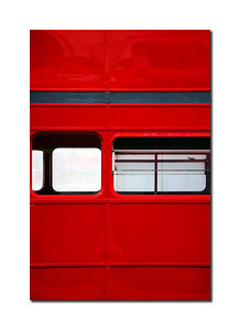 Bus Detail, London, England