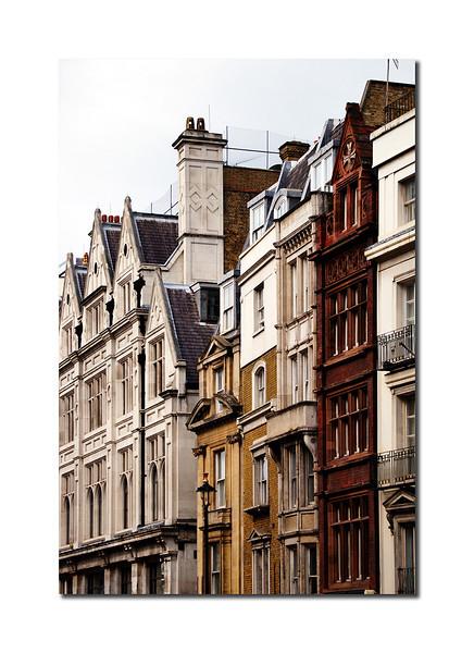 Buildings, London, England