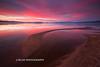 Lake Tahoe East Cove Sunset-9899