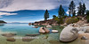 Secret Cove Pano 60x30