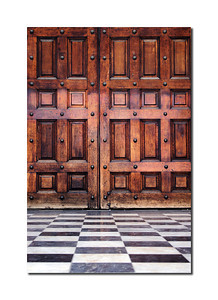 St. Paul's Doors, London, England
