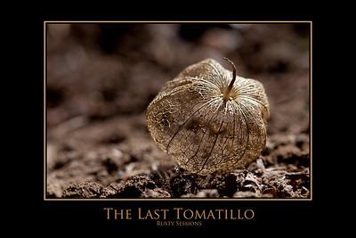"""""""The Last Tomatillo"""""""