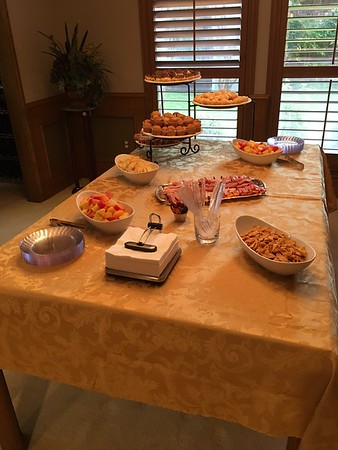 New Resident Brunch Sep 10 2016