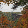New River Gorge Bridge View 3